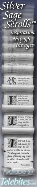 Silver Sage Scrolls™ inspiration through the ages Available @ Telebites.com