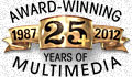 25 Years of Award-winning Multimedia, 1987-2012