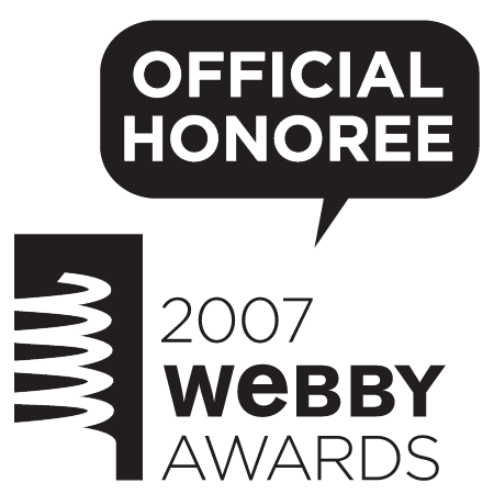 BlastOff! Wins an Official Honoree Webby Award in the category of 3D Animation