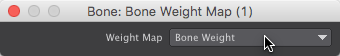 Bone Weight Node
