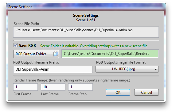DreamLight Constellation Windows Scene Settings Panel