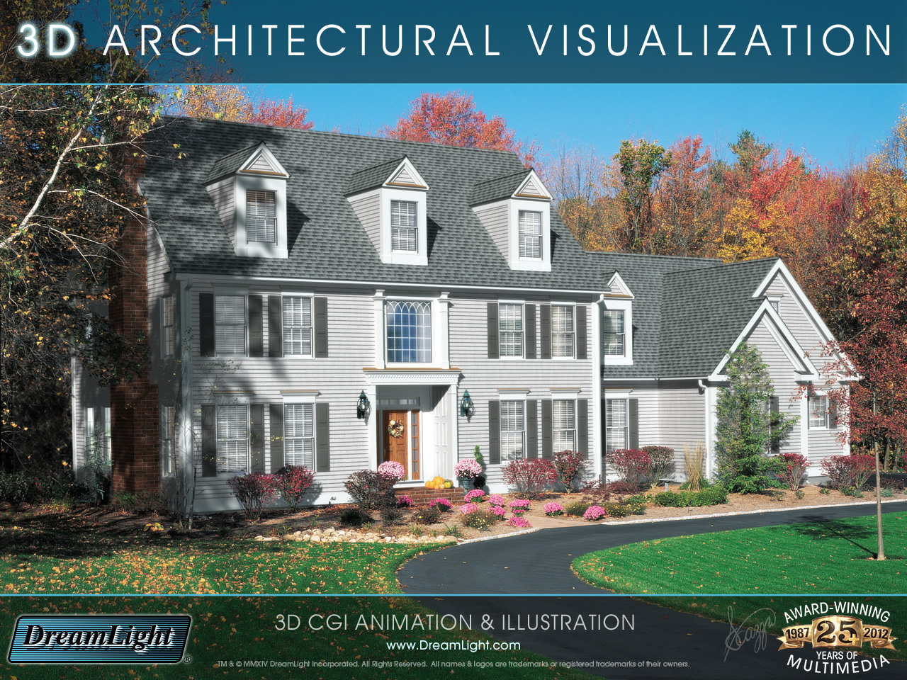 3d cgi architectural visualization illustration - 3d architectural visualization ...