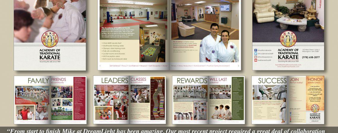 Brochure Design & Corporate Branding