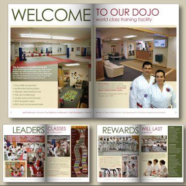 Corporate Branding – Logo, Corporate Identity & Brochure Design