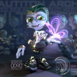 3D Character Design and Animation – Desktop Evolution