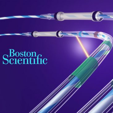 3D Medical Device Illustration – Boston Scientific