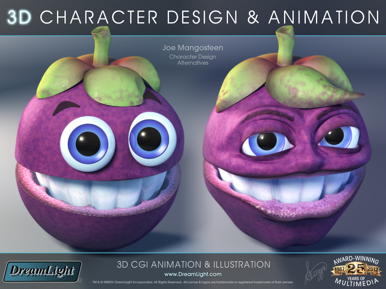 3d Character Design In Illustrator : D character design illustration joe mangosteen