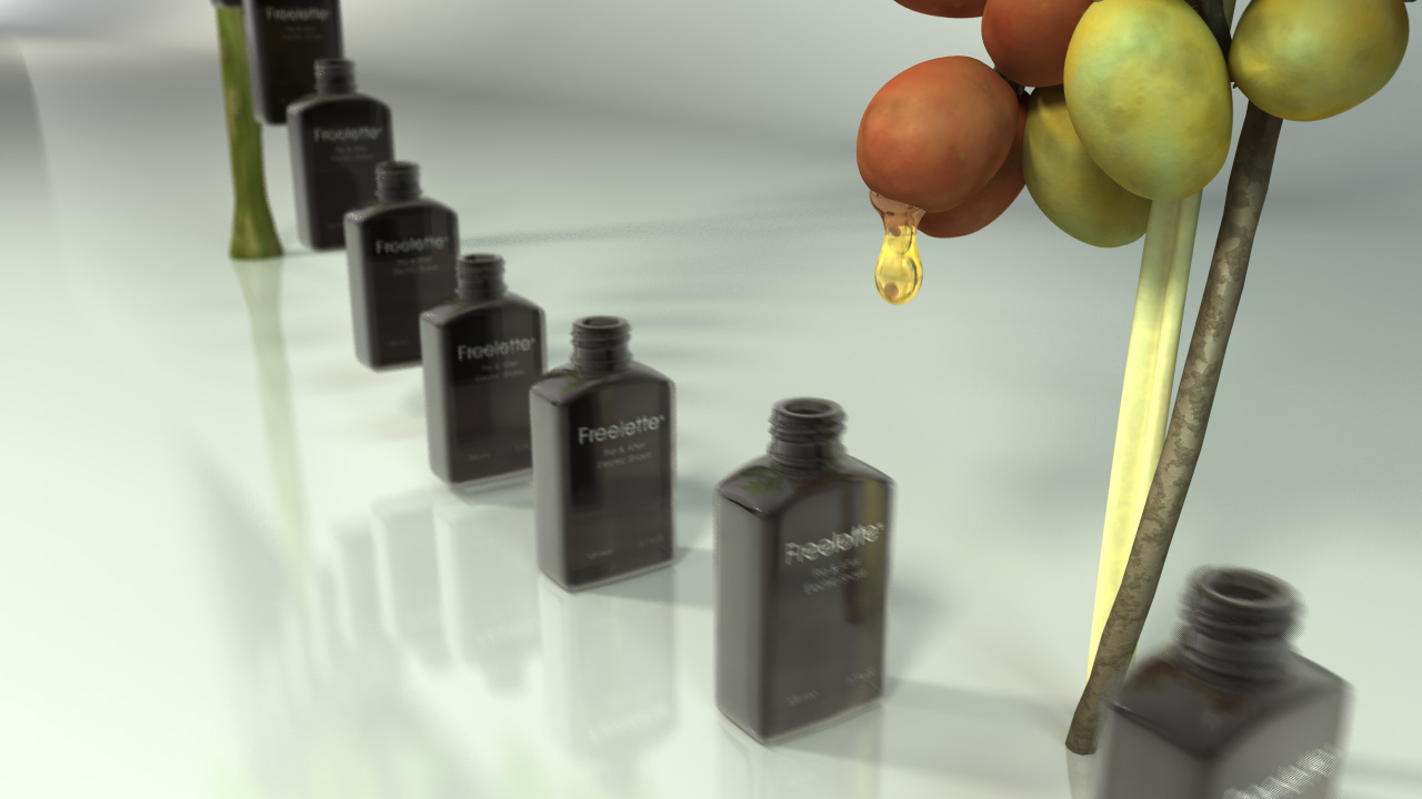 Behind the Scenes Tutorial - Animating Dripping Liquid with LightWave 3D Hypervoxels