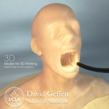 3D Modeling for 3D Printing – UCLA