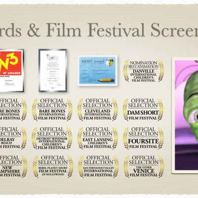 BlastOff! Awards & Film Festival Screenings