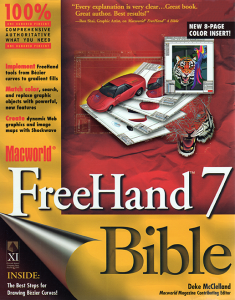 Macworld FreeHand 7 Bible
