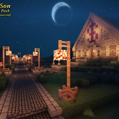 Mainstreet Bank<br>Sensei & Son HD128 Minecraft Texture Pack