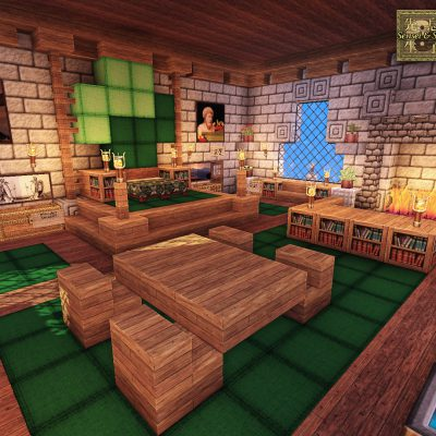 Master Suite<br>Sensei & Son HD128 Minecraft Texture Pack
