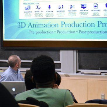 3D CGI Animation Production Process