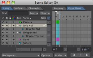 Nulls in Scene Editor