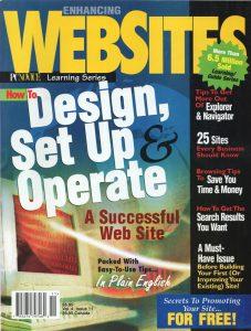 Basic Web Design Tips in Enhancing WebSites Magazine Article