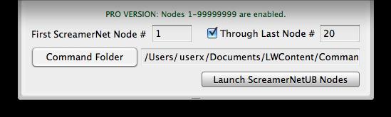 DLI_SNUB-Launcher Batch Settings Drawer