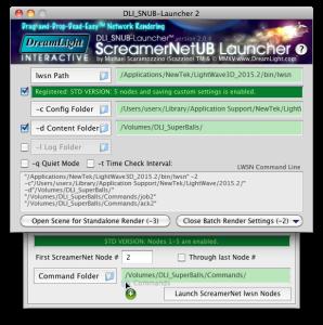 Set Content Folder and Command Folder on Remote Mac