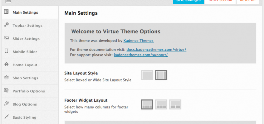 Fix for Theme Menu Options Not Saving in WordPress