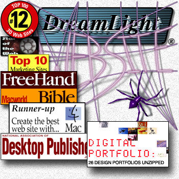 DreamLight WebSite Awards