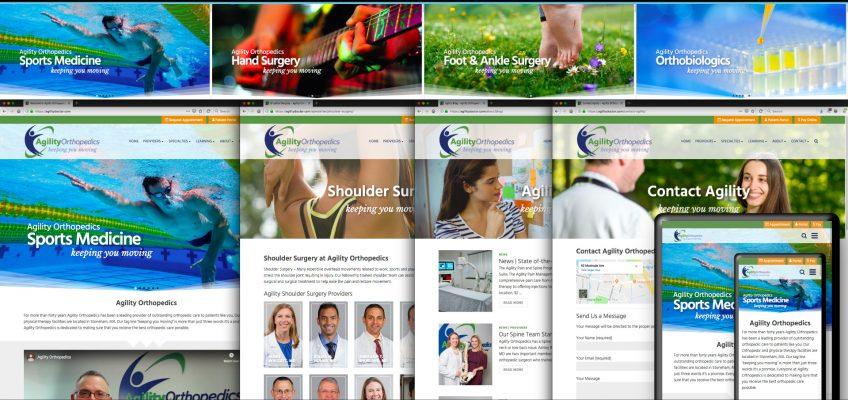New WordPress Website Sample
