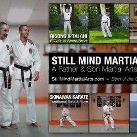 Still Mind Martial Arts - A Father & Son Martial Arts Blog