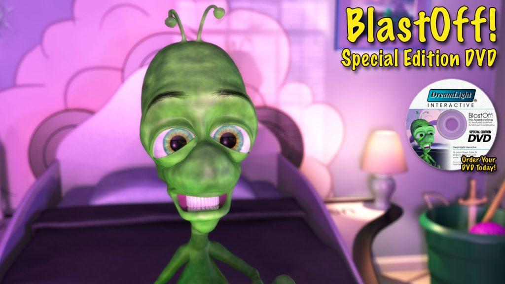 BlastOff! Special Edition DVD