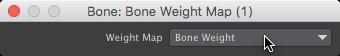 Bone Weight Node