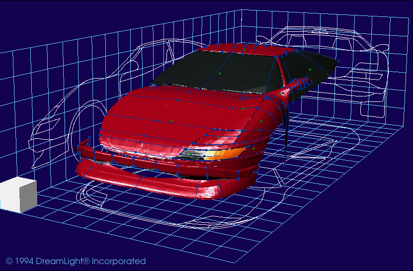 Bose 3D Skinned Box