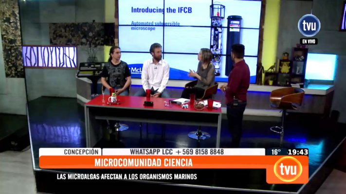 DreamLight's 3D/2D Animation Client Project Appears on Chile TV Broadcast