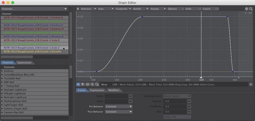 Graphi Editor - Using Instances in LightWave 3D