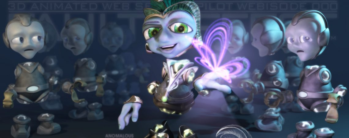 3D Character Design and Animation - 3D CGI Short Film - Fault Effect
