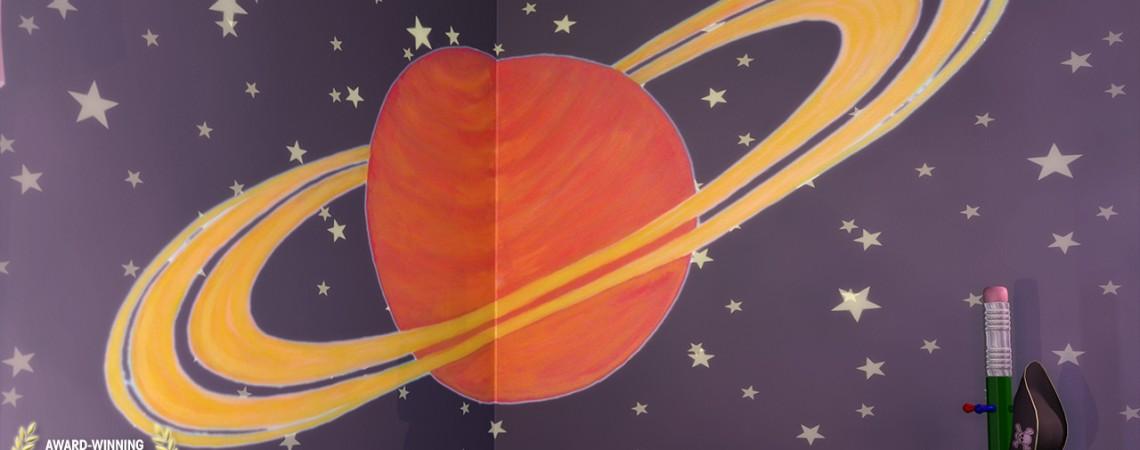 Award-winning 3D Animated Short Film-BlastOff! Room Saturn