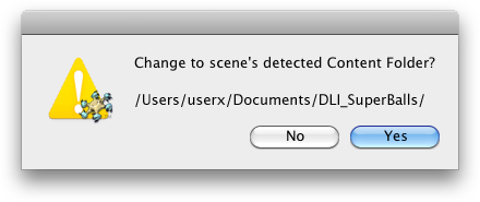 DreamLight Constellation Change Content Folder