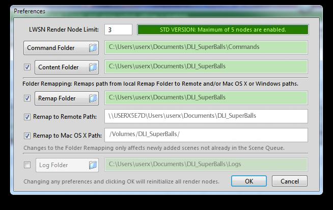 Remap Cross-platform Mac OS X Path