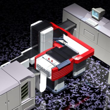 3D Virtual Product Showroom Illustrations