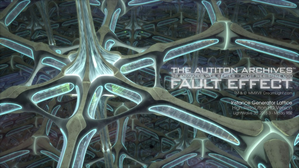 Fault Effect - The Autiton Archives - Pilot Webisode - Instance Generator Lattice - 5,000 Instances