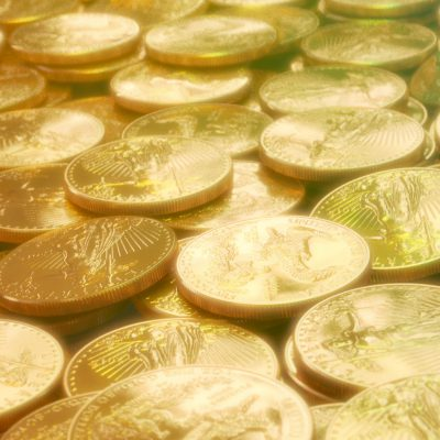 Pile of Gold Coins - CGI Viral Video Ad - Heads or Tails