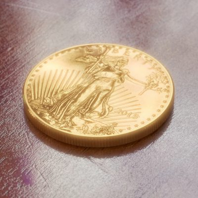 American Gold Eagle - CGI Viral Video Ad - Heads or Tails
