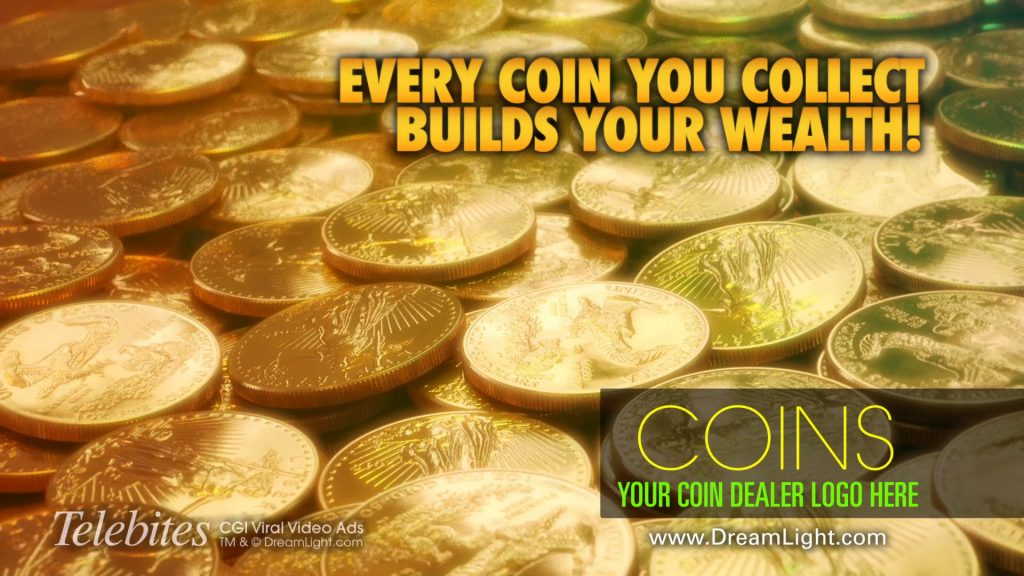 Gold Coins Poster Image