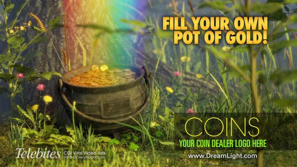 Pot of Gold Branded Poster Image
