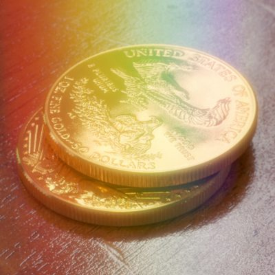 Stacked Gold Coins - CGI Viral Video Ad - Heads or Tails