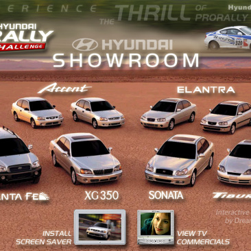 Interactive Multimedia Design - Auto Showroom
