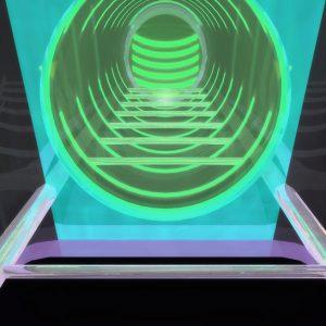 Vertical Access-way - 3D Interactive Multimedia CD-ROM