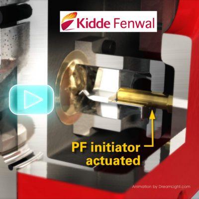 3D CGI Cutaway Product Animation + Illustration