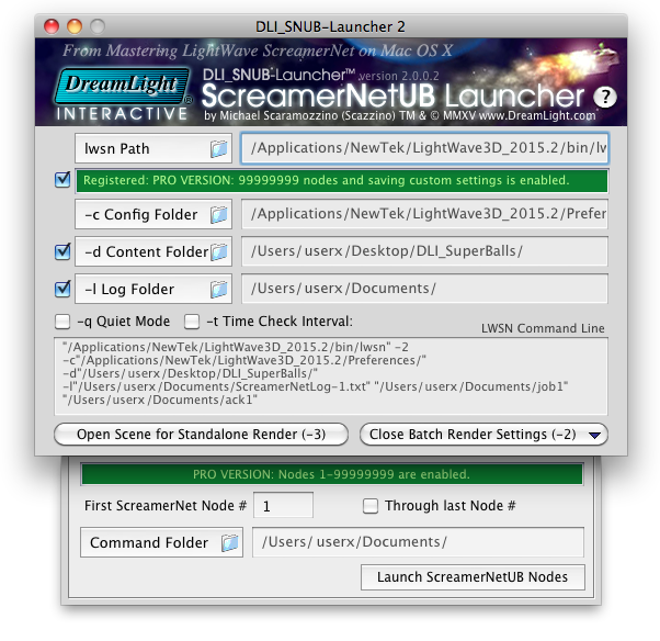DLI_SNUB-Launcher_2.0 with drop down drawer