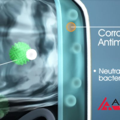 3D Animated Interactive Multimedia - Antimicrobial Silver Ions