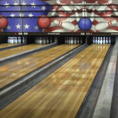 3D Animated Viral Videos - Trick Shot Video - Bowling Alley