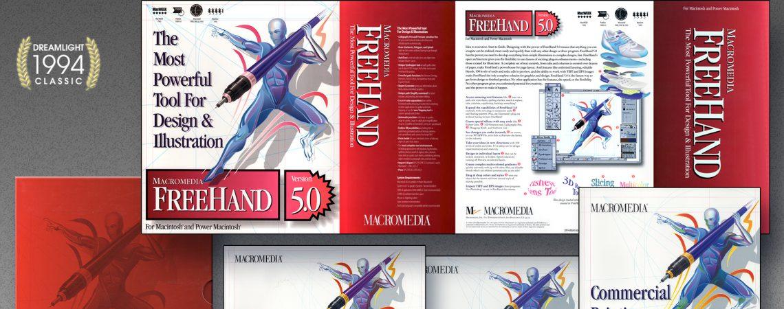 Macromedia FreeHand Identity & Packaging