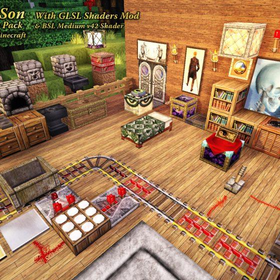 Sensei And Son Hd128 Minecraft Texture Pack Dreamlight Com Wilmington Ma